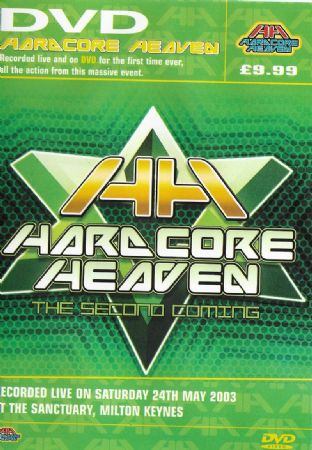 Hardcore Heaven - The Second Coming - DVD